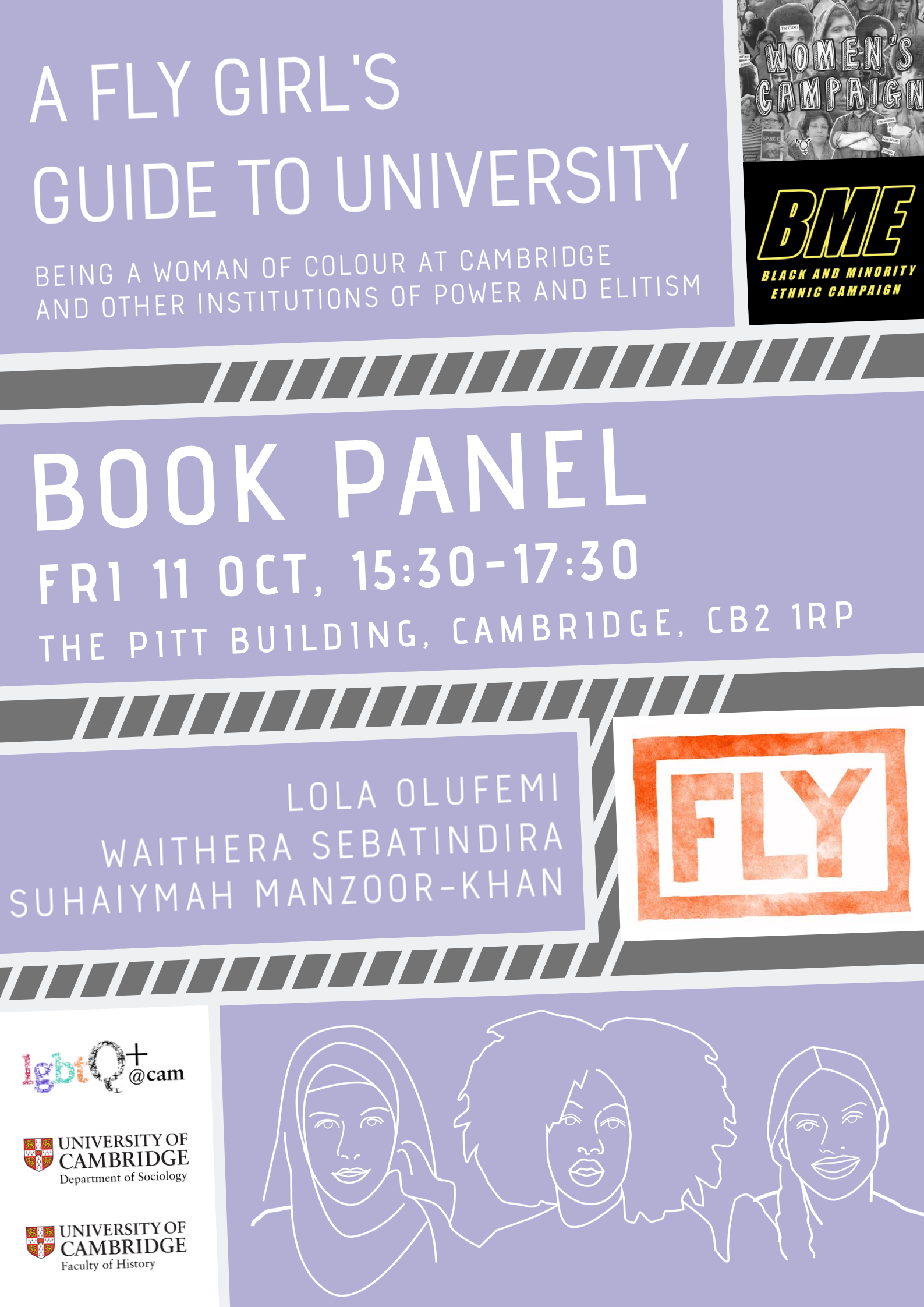 FLY Girls Guide to University