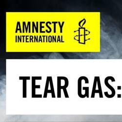 Read more at: Amnesty investigation finds global misuse of tear gas